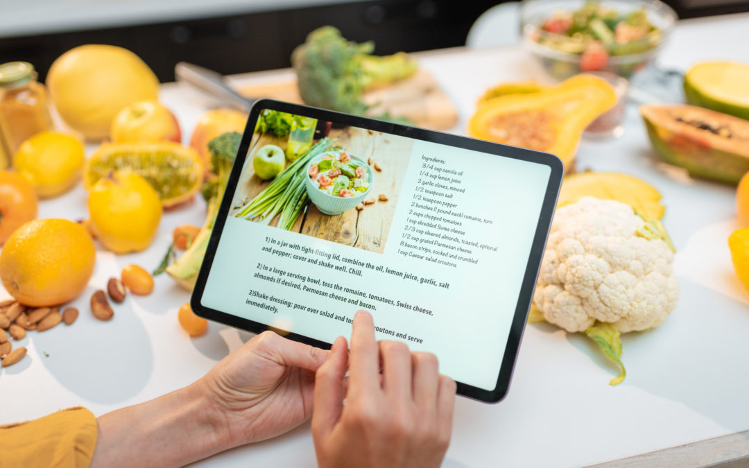 8 of the Best Websites for Simple & Healthy Recipes