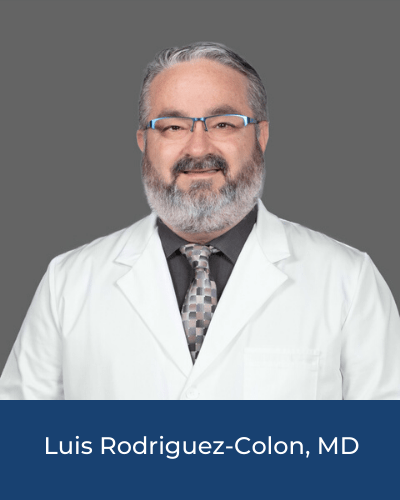 Luis Rodriguez- Colon MD