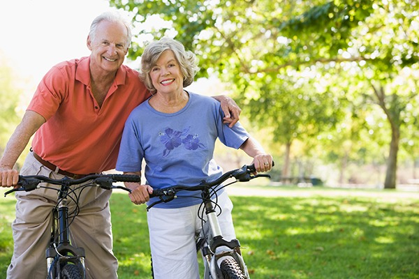 Five Tips for Healthier Aging